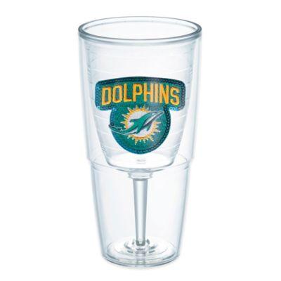 Tervis® NFL Miami Dolphins Sequin 16 oz. Goblet
