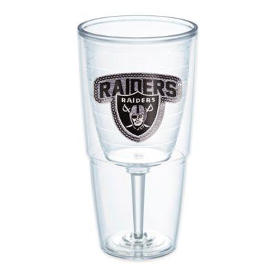 Tervis® NFL Oakland Raiders Sequin 16 oz. Goblet