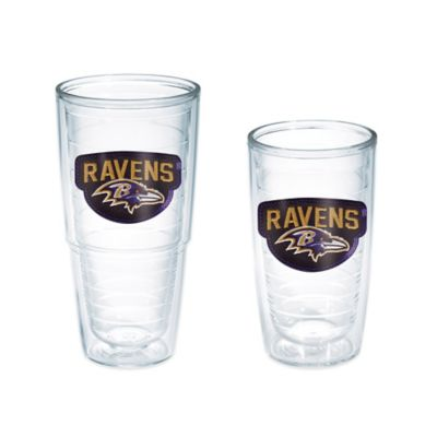 Tervis® NFL Baltimore Ravens Sequin 24 oz. Tumbler