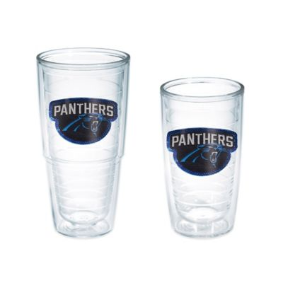 Tervis® NFL Carolina Panthers Sequin 24 oz. Tumbler