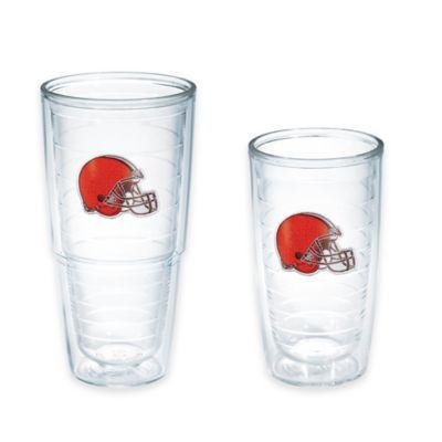 Tervis® NFL Cleveland Browns Sequin 16 oz. Tumbler