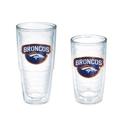 Tervis® NFL Denver Broncos Sequin 24 oz. Tumbler