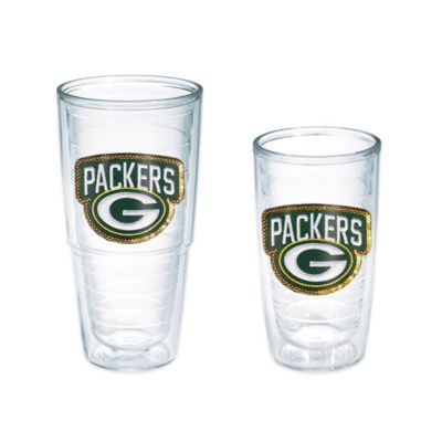 Tervis® NFL Green Bay Packers Sequin 16 oz. Tumbler