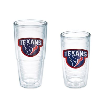 Tervis® NFL Houston Texans Sequin 16 oz. Tumbler