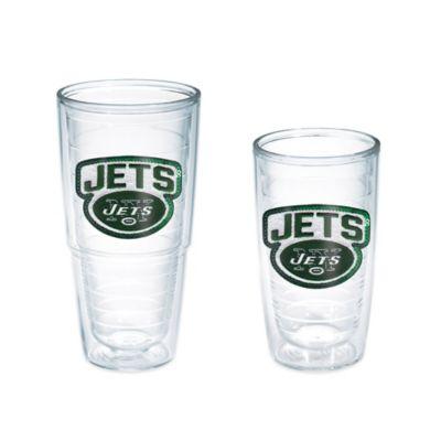 Tervis® NFL New York Jets Sequin 16 oz. Tumbler
