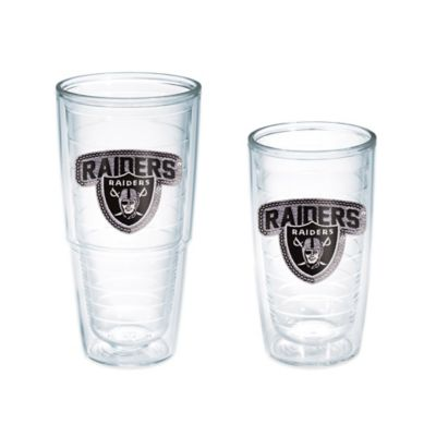 Tervis® NFL Oakland Raiders Sequin 16 oz. Tumbler