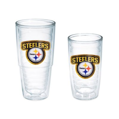 Tervis® NFL Pittsburgh Steelers Sequin 24 oz. Tumbler