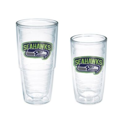 Tervis® NFL Seattle Seahawks Sequin 24 oz. Tumbler