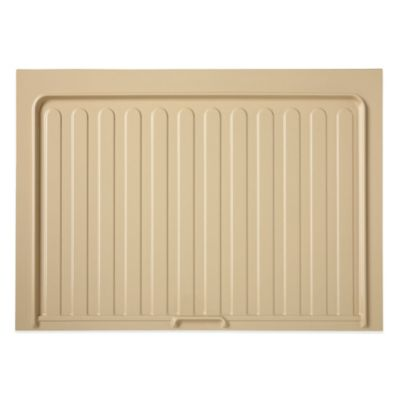Rev-A-Shelf® Large Under-Sink Base Drip Tray in Almond