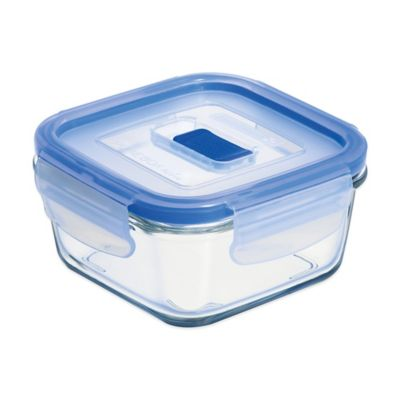 Luminarc® Pure Box Active 12.9 oz. Square Container with Lid
