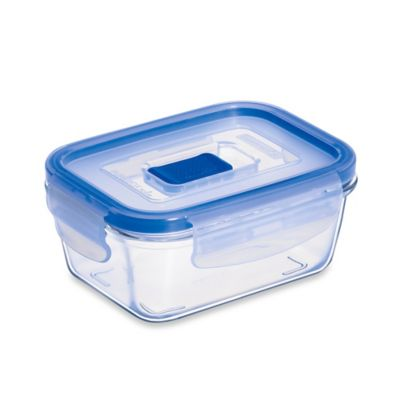 Luminarc® Pure Box Active 13 oz. Rectangular Container with Lid