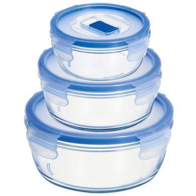 Bed Bath Beyond TV Watch Luminarc Pure Box Glass Food Storage