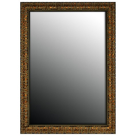 Buy hitchcock butterfield 24 inch x 60 inch decorative for 60 inch framed mirror