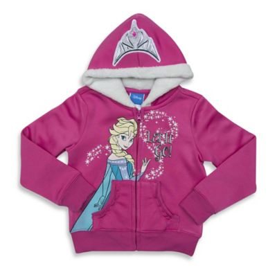Disney® Frozen Size 3T Elsa Let it Go Hoodie in Pink