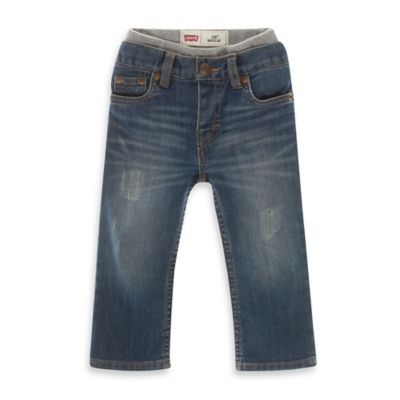 Levi's® Size 6-9M Murphy Denim Pull-On Jean