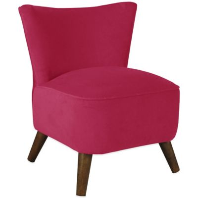 Skyline Furniture Contemporary Chair in Regal Laguna