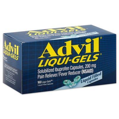 Advil 160-Count 200 mg Liqui-Gel