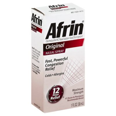 Afrin Cold Allergy Relief