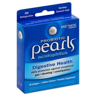 Acidophilus Pearls™ 30-Count Active Cultures Capsules
