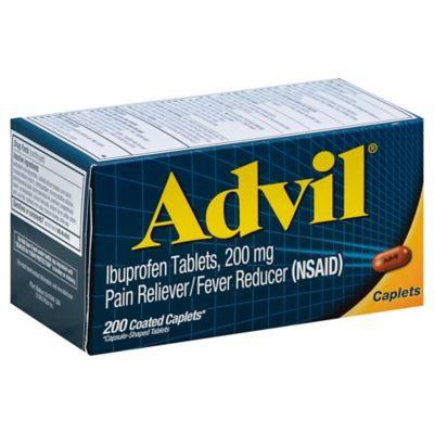Advil 200-Count 200 mg Caplets