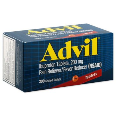 Advil 200-Count 200 mg Tablets