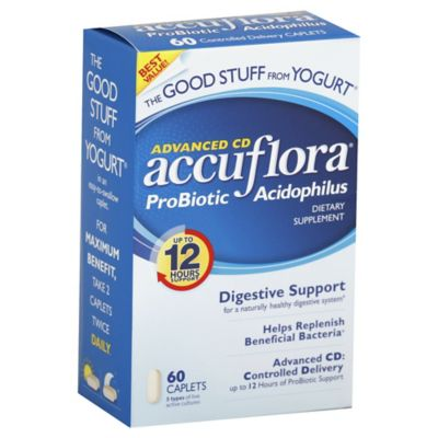 Probiotic 60-Count Caplets