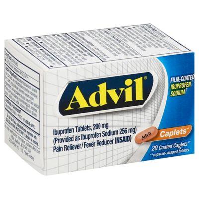 Advil® 20-Count Film Coated Caplets