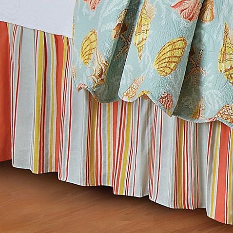 Fiesta Key Bed Skirt Www Bedbathandbeyond Com