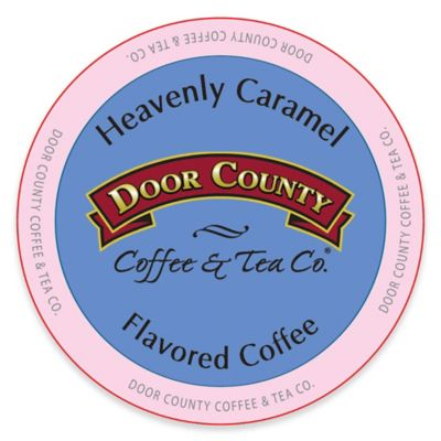 12-Count Door County Coffee & Tea Co.® Heavenly Caramel for Single Serve Coffee Makers