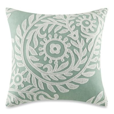 Harbor House™ Miramar Square Throw Pillow in Jadeite