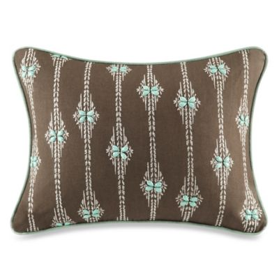 Harbor House™ Miramar Oblong Throw Pillow in Walnut