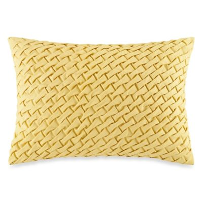 Harbor House™ Miramar Oblong Throw Pillow in Straw