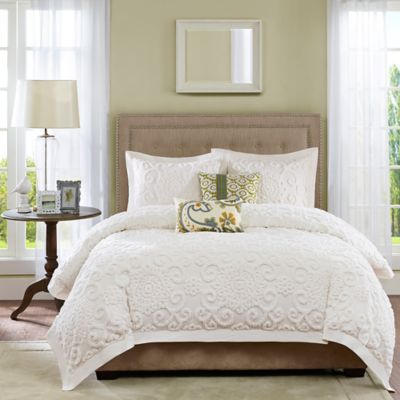 Suzanna Full/Queen Comforter Set