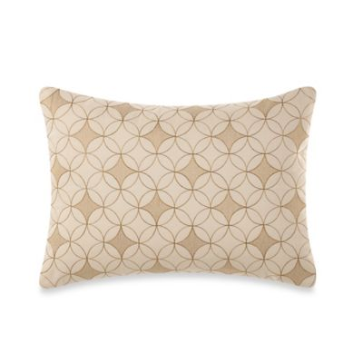 Barbara Barry® Corso Imprint Oblong Throw Pillow