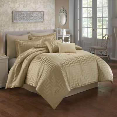 Waves 8-Piece Queen Comforter Set