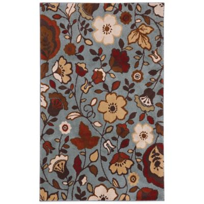 Mohawk Home Chelsea 5-Foot x 8-Foot Rug in Aspen Blue