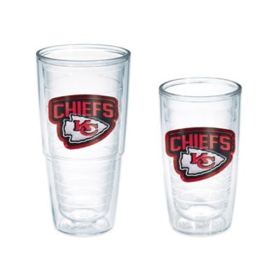 Tervis® NFL Kansas City Chiefs Sequin 24 oz. Tumbler