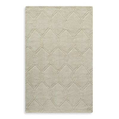 Momeni Isabelle Bliss 2-Foot x 3-Foot Rug in Ivory