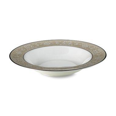 Noritake® Montvale Platinum Rim Soup Bowl