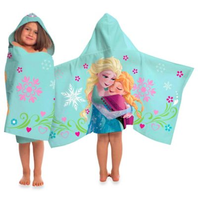 Disney® Frozen Hooded Towel