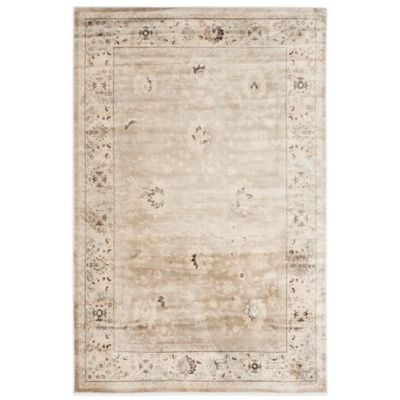 8 Floral Collection Rug
