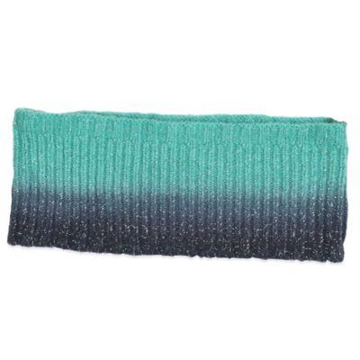Collection XIIX Dip Dye Headwrap in Black