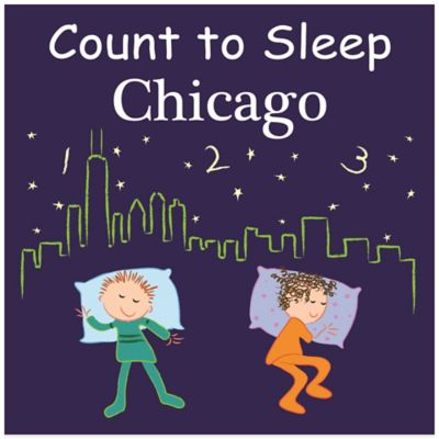Count to Sleep Destinations Board Books > Count to Sleep Chicago Board Book