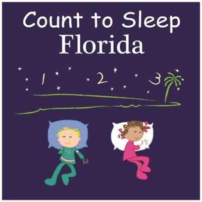 Count to Sleep Florida Board Book
