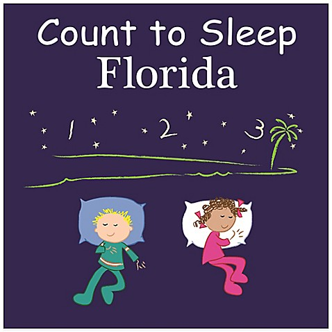 Count to Sleep Destinations Board Books > Count to Sleep Florida Board Book