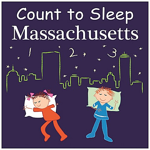 Count to Sleep Destinations Board Books > Count to Sleep Massachusetts Board Book