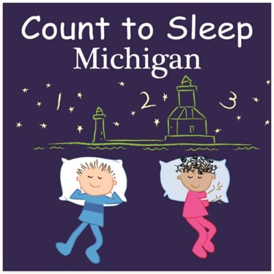 Count to Sleep Michigan Board Book