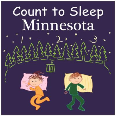 Count to Sleep Minnesota Board Book