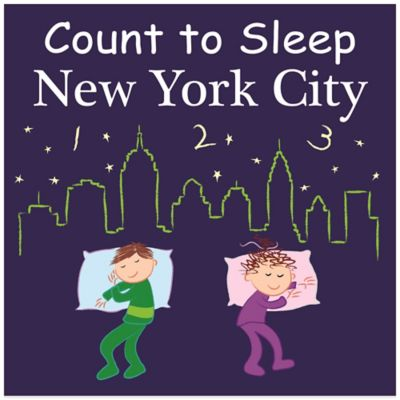 Count to Sleep New York City Board Book