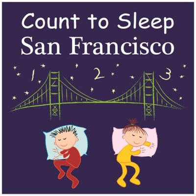 Count to Sleep Destinations Board Books > Count to Sleep San Francisco Board Book